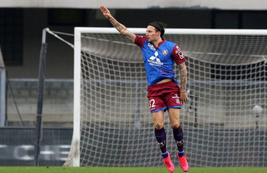 Veşti excelente din Italia. Răzvan Marin şi Ştefan Radu, pase de gol. Mogoş a încântat în tricoul lui Chievo!