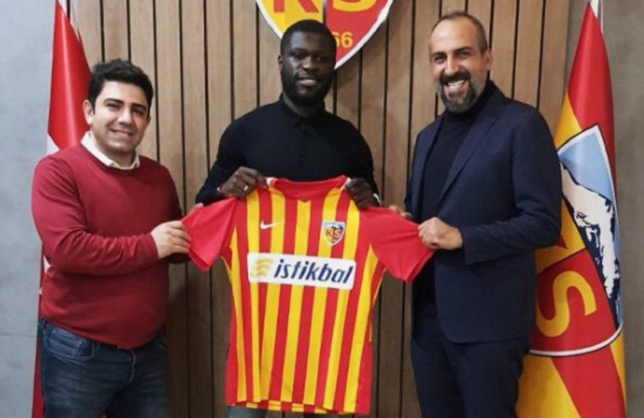 OFICIAL | Kevin Luckassen este noul jucător al lui Kayserispor! Dan Petrescu şi-a luat golgheter din Liga 1 după accidentarea lui Denis Alibec