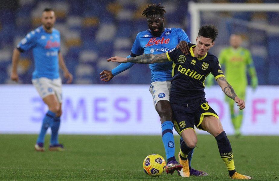 """Dennis Man are motive de îngrijorare după debutul în Serie A. """"Am cerut jucători pregătiţi!"""". Semnalul de alarmă primit de la antrenorul Parmei!"""