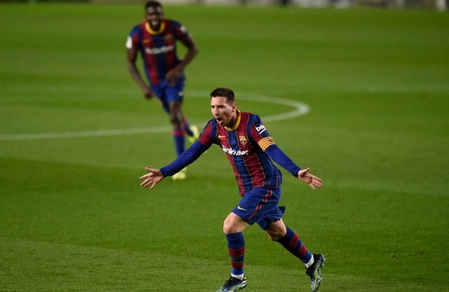 """""""Poate e timpul să i se mărească salariul"""". Reacţie fabuloasă după golul fabulos marcat de Lionel Messi în Barcelona – Bilbao 2-1"""