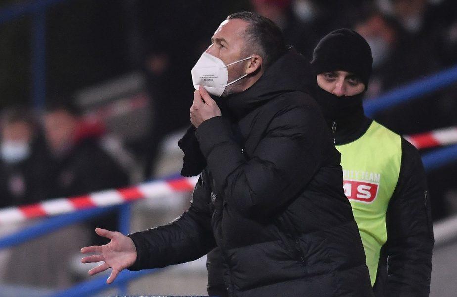 """A început """"războiul"""" înainte de Dinamo – FCSB! Mihai Stoica a răbufnit: """"Ştim că terenul va fi execrabil, să nu fie şi arbitrajul la fel"""""""