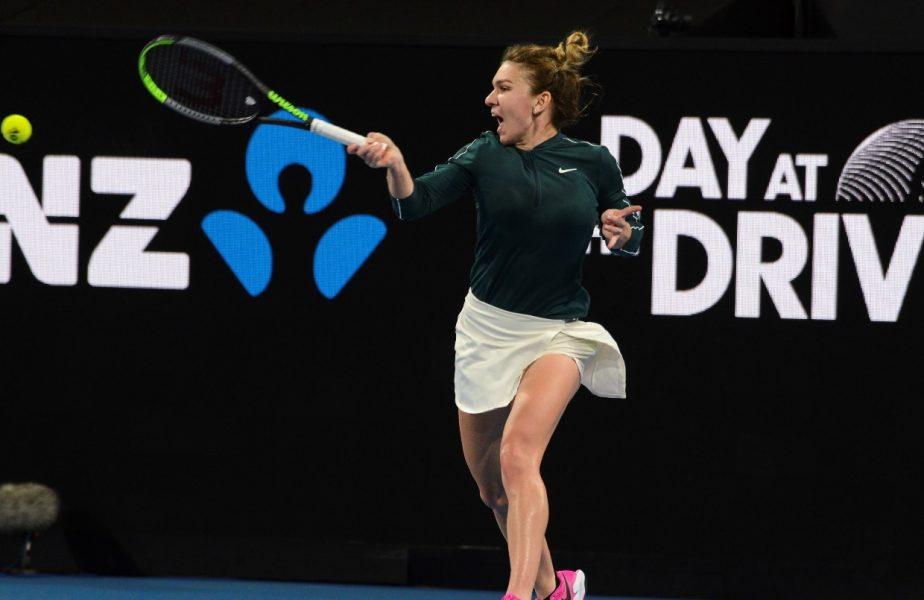 Simona Halep – Anastasia Potapova 6-4, 6-4. Românca a făcut spectacol în turul 2 de la Gippsland Trophy. Evoluţie încântătoare a Simonei în primul meci oficial din 2021!