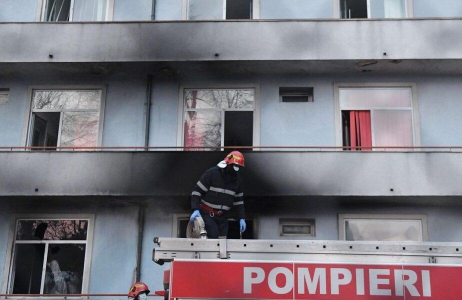 """Rică Răducanu a evitat tragedia. Soţia sa urma să fie mutată chiar în salonul 5 de la """"Matei Balş"""", chiar înainte de incendiu. """"Mă gândeam că se poate întâmpla așa ceva"""""""