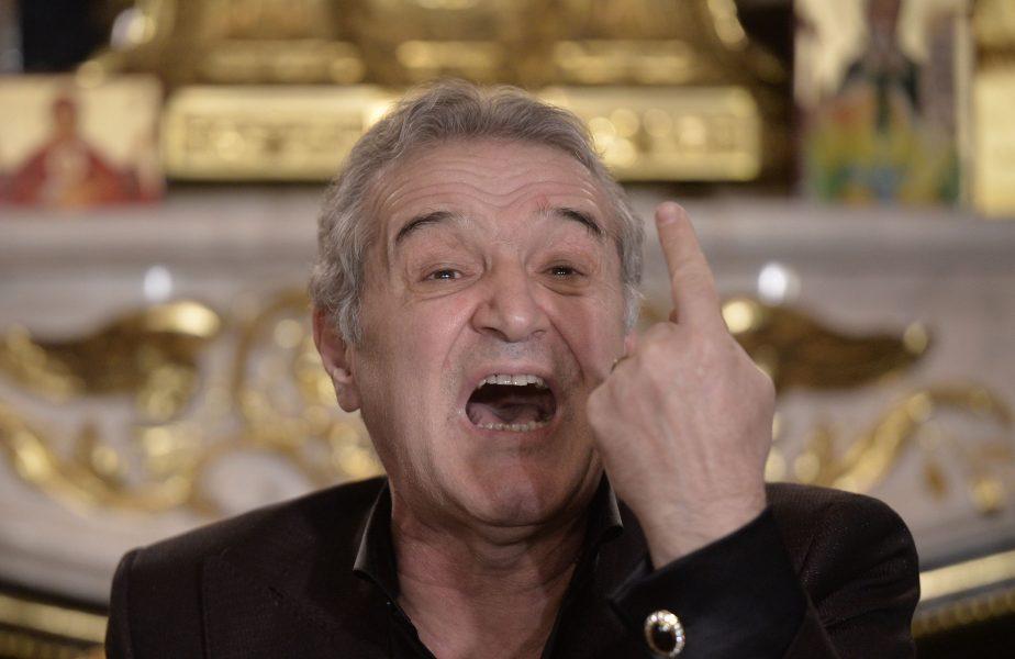 """Gigi Becali, pus la zid de ultraşii FCSB: """"Ți-ai bătut joc! Dumnezeu vede aroganţa"""" Suporterii vicecampioanei, reverenţă în faţa lui Toni Petrea: """"Dacă erai lăsat să conduci, am fi luat titlul la pas!"""""""