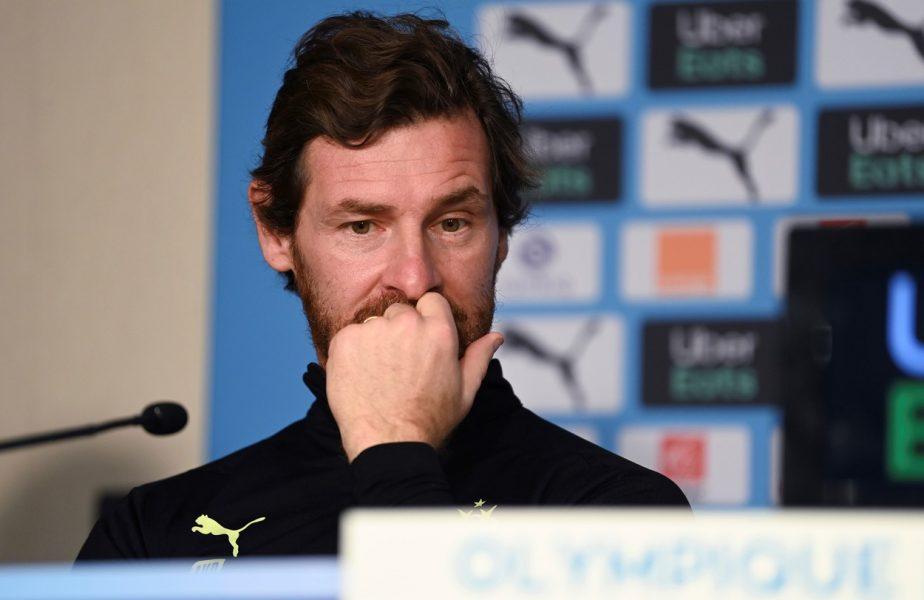 """Villas-Boas a fugit și de la Marsilia. """"Mi-au băgat pe gât un jucător!"""" N-a legat doi ani în același loc!"""
