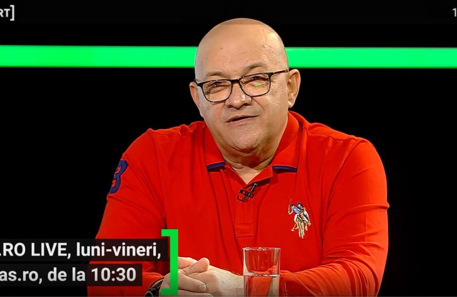 """EXCLUSIV AS.ro LIVE   Visul neîmplinit al lui Gabi Balint: """"Am încercat să iau legătura cu el!"""" Cum l-a ajutat Gică Hagi"""