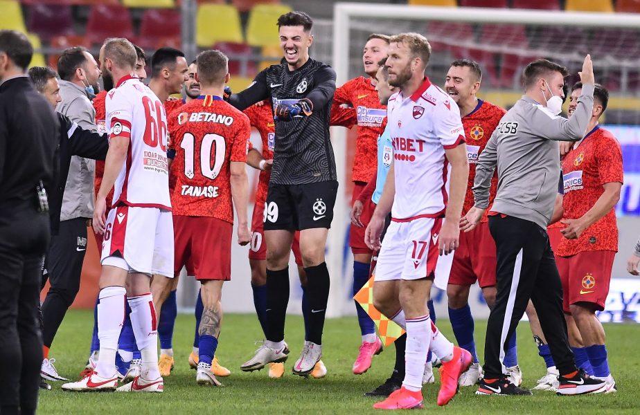 """""""E o pierdere, FCSB e mai slabă acolo!"""" Detaliul de care poate profita Dinamo în derby. Duckadam e, însă, ferm: """"FCSB e favorită şi la titlu"""""""
