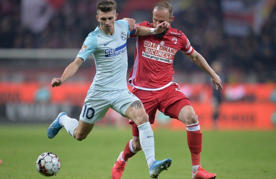 Florin Tănase a înscris în Derby-ul României