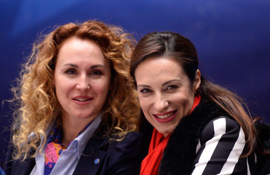 AS.ro LIVE | Irina Deleanu a fost invitata lui Cătălin Oprişan. Dezvăluiri savuroase ale celei mai frumoase şefe de Federaţie din România