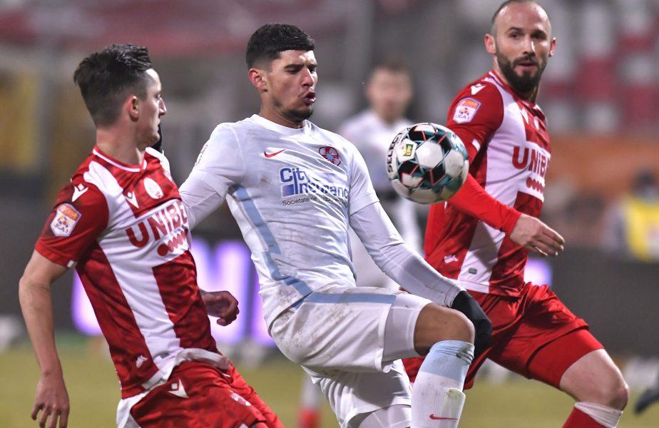 """Nu l-a mai aşteptat pe Gigi Becali! :) Florinel Coman, după Dinamo – FCSB 0-1: """"Nu am jucat fotbal în ultimele meciuri!"""" Cuvinte mari despre Tănase"""