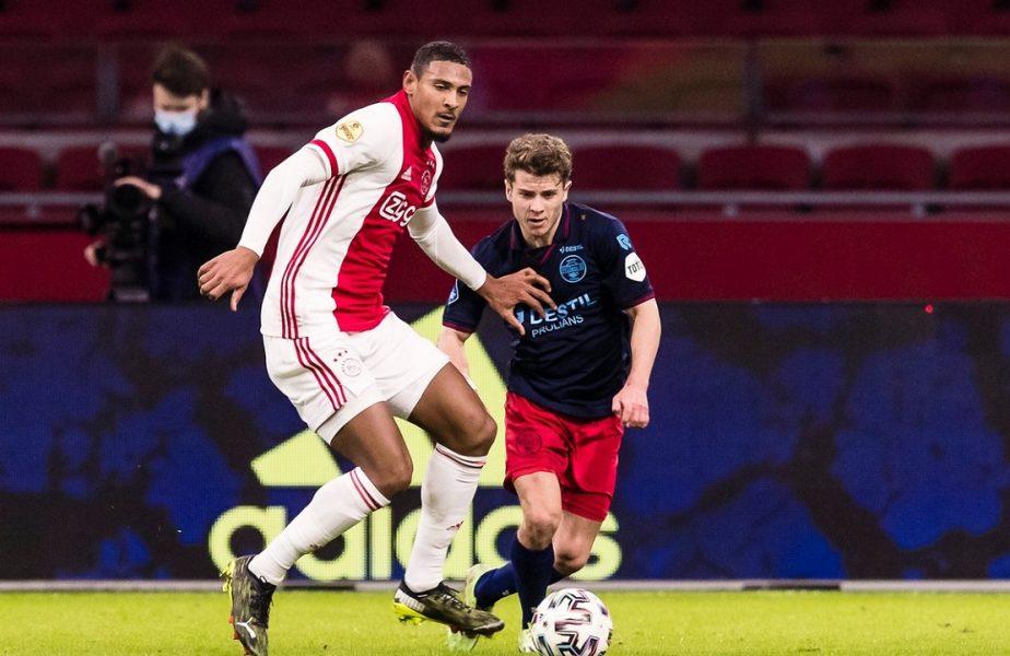 """""""E extrem de frustrant!"""". Antrenorul lui Ajax, şocat de gafa clubului său! Cel mai scump transfer din istorie nu a fost trecut pe lista UEFA"""