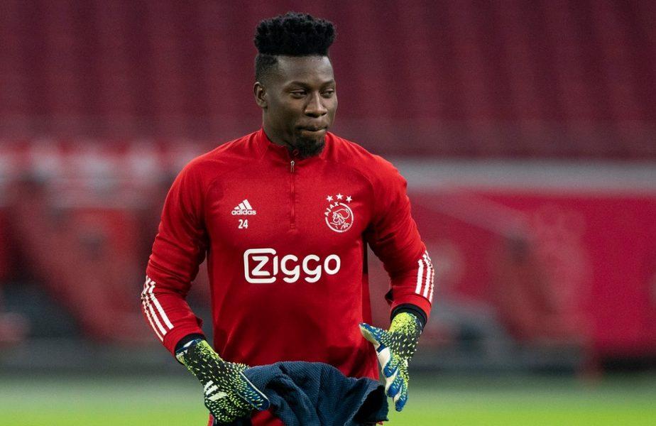Caz uluitor la Ajax! Andre Onana a primit o suspendare uriaşă după ce a luat medicamentele soţiei şi a picat testul anti-doping. Îşi caută dreptatea la TAS