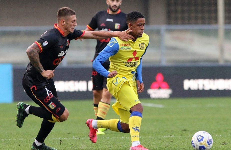 DDB a început să facă transferuri la Dinamo. Fanii s-au înţeles cu un mijlocaş care se luptă cu Chievo promovarea în Serie A!