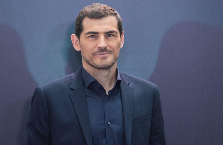 """""""Nu mi-ai mai dat gol de atunci!"""" Iker Casillas, reacţie amuzantă după ce și-a primit berea personalizată de la Lionel Messi: """"Credeam că nu mai vine"""""""