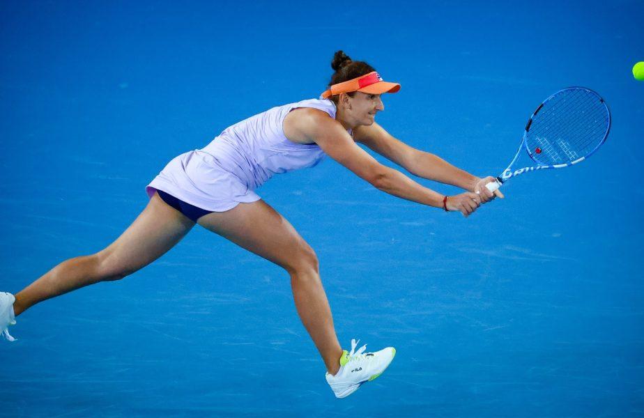 Australian Open 2021 | Irina Begu, OUT de la Australian Open! A ratat un duel stelar cu Serena Williams