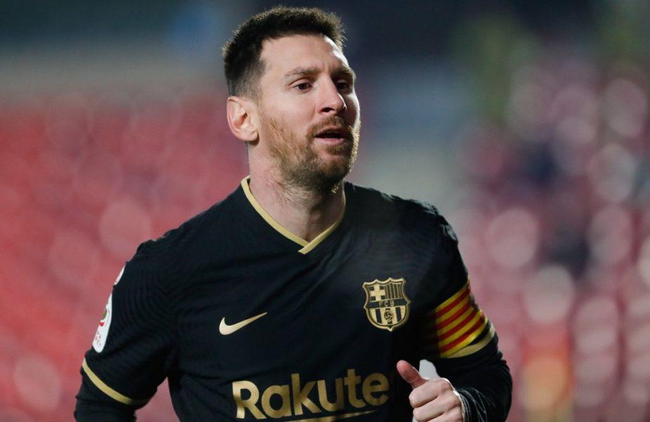 """Ce nebunie! Copertă istorică în France Football. Se cunoaşte noua destinaţie a lui Lionel Messi. """"Aceasta este cartea secretă!"""""""
