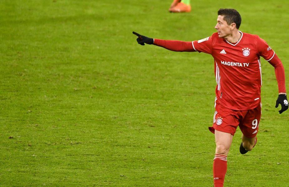 Bayern Munchen, calificare în finala Campionatului Mondial al cluburilor! Lewandowski a avut o nouă evoluție senzațională