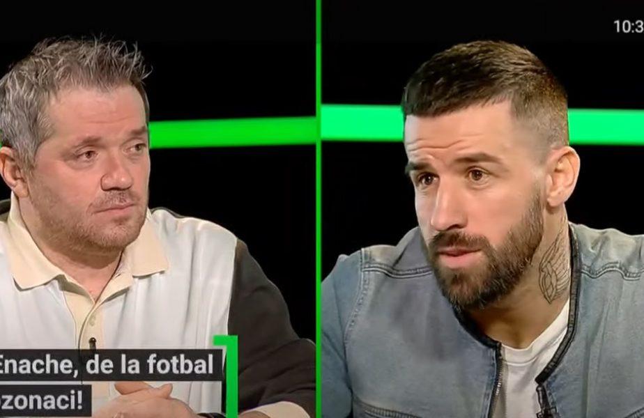 """EXCLUSIV AS.ro LIVE   Gabi Enache, asaltat de oferte după ce a plecat de la FCSB: """"Am două din România, una e din playoff!"""" Echipe din alte trei țări îl vor pe român"""
