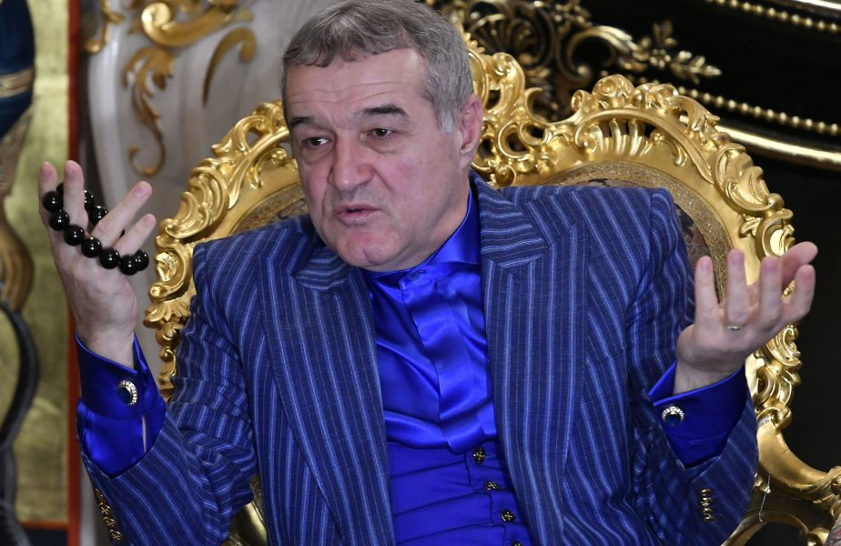 Reacţia lui Gigi Becali, după ce dinamoviştii au anunţat că vor trimite factura pentru bannerul distrus de Ovidiu Popescu