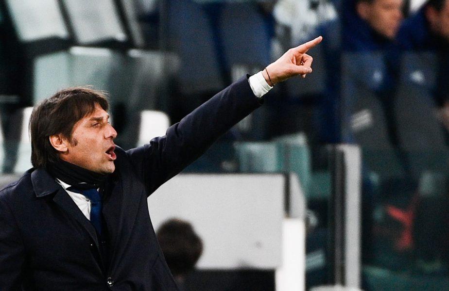 Scandal uriaş la Juventus – Inter 0-0. Antonio Conte i-a arătat degetul mijlociu lui Andrea Agnelli. Preşedintele lui Juve l-a înjurat ca la uşa cortului
