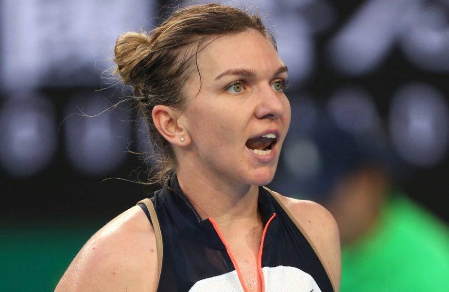 """Australian Open 2021   """"În mintea unei mari campioane"""". Reacţia australienilor după victoria superbă a Simonei Halep cu Ajla Tomljanovic"""