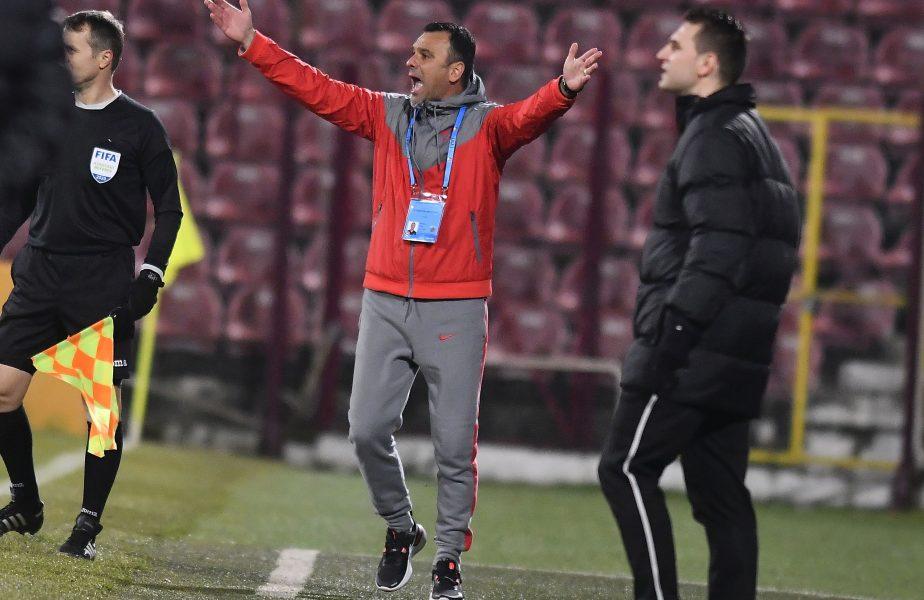 """Toni Petrea, reproşuri după Dinamo – FCSB 1-0: """"Nu este normal, nu este deloc în regulă!"""" Îl regretă deja pe Dennis Man: """"Normal că e o pierdere"""""""