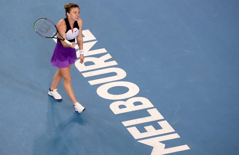 Australian Open 2021 | Simona Halep, noi probleme la Melbourne! De ce a chemat medicul în turneul de dublu, în care a jucat alături de o adolescentă de 16 ani