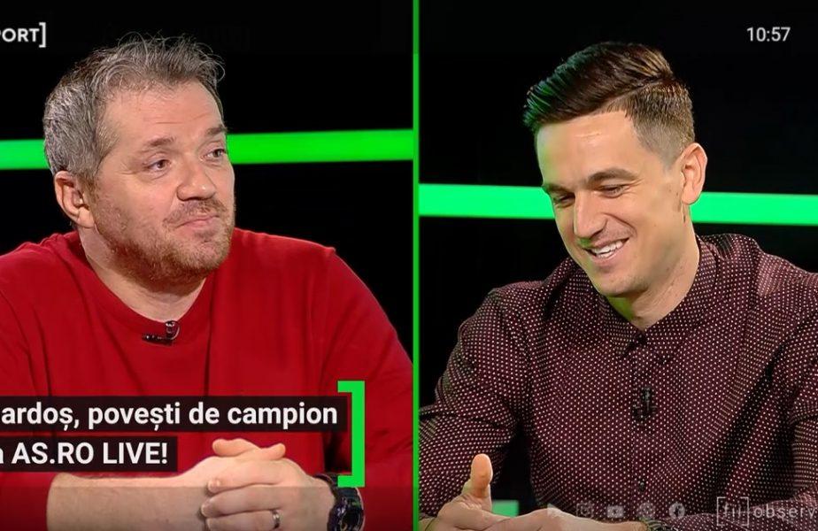 EXCLUSIV AS.ro LIVE | FABULOS! Reacția lui Ronald Koeman când a aflat că Giovanni Becali este la pușcărie! Florin Gardoș, dialog de senzație cu antrenorul Barcelonei
