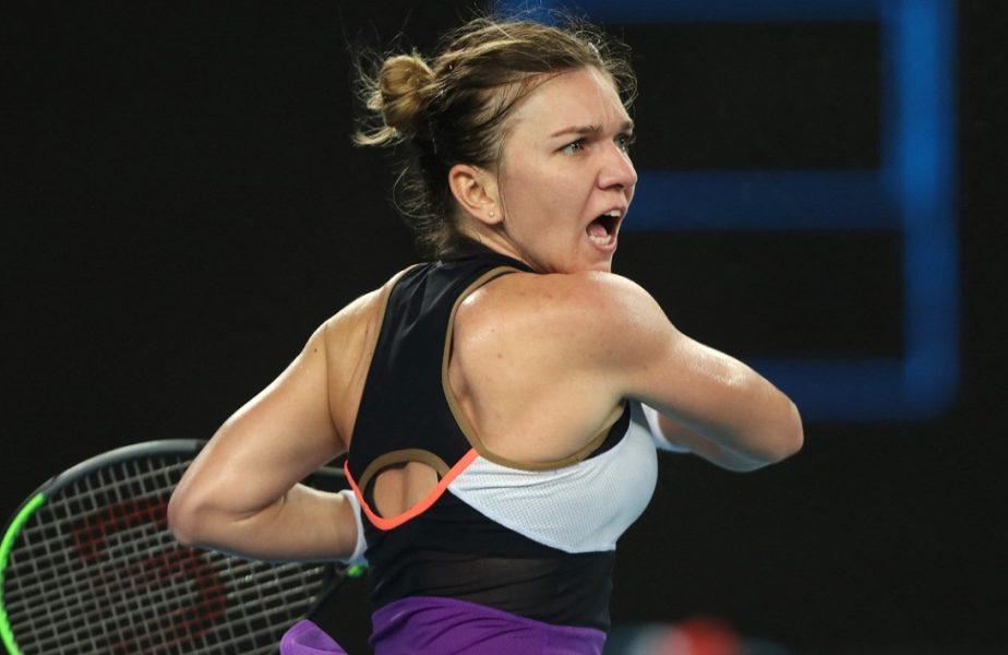 Australian Open 2021 | Simona Halep – Veronika Kudermetova 6-1, 6-3. Lecţie de tenis predată de Simona. Românca este în optimi
