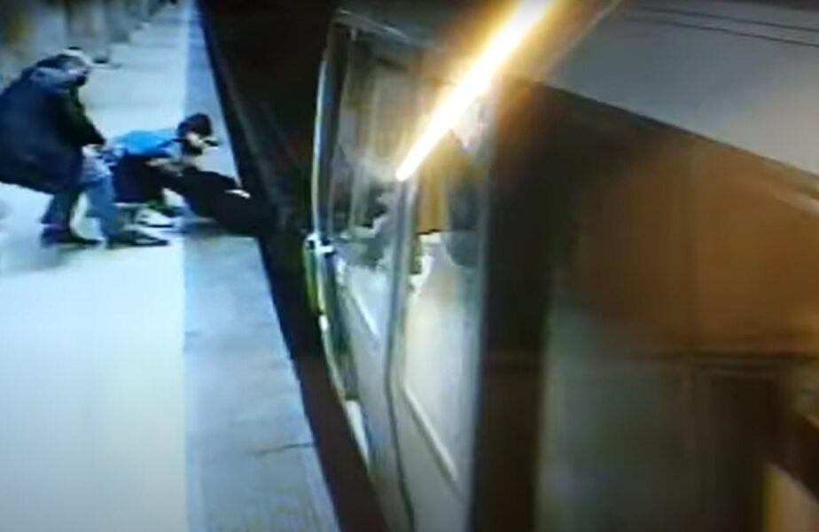 """""""Tati, nu mai iau mașina!"""" Telefonul care i-a salvat viața fetei de 15 ani care a sărit în fata metroului la Dristor: """"Soarta a depins de alegerea asta"""""""