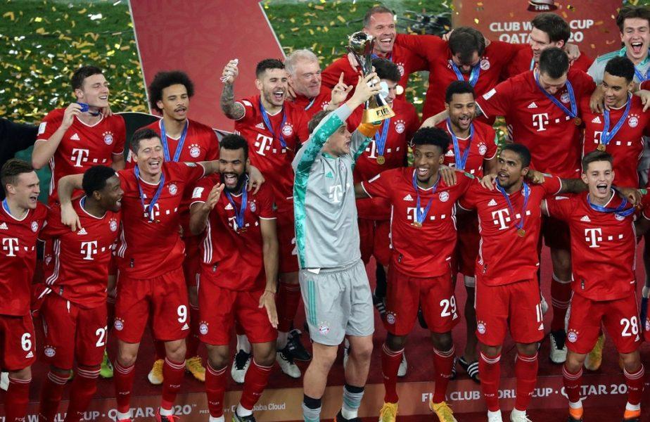 Bayern Munchen a câștigat Campionatul Mondial al Cluburilor. Statistică uluitoare: Hansi Flick are 6 trofee și 5 înfrângeri alături de bavarezi