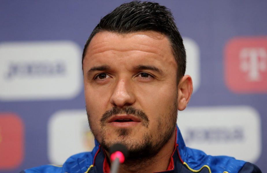 """Răsturnare de situație! Unde vrea, de fapt, Constantin Budescu să joace în sezonul viitor: """"Se simte ca peștele în apă"""""""