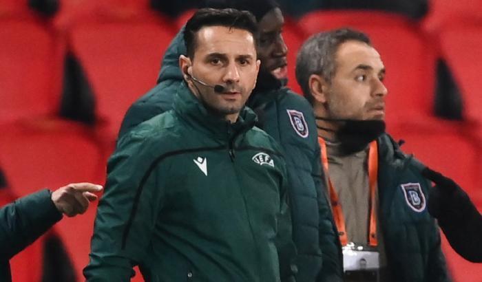 Turcii nu se lasă! Vor suspendare pe viaţă pentru Colţescu şi Şovre! Reacţia lui Başakşehir, după raportul UEFA care demontează acuzaţiile de rasism