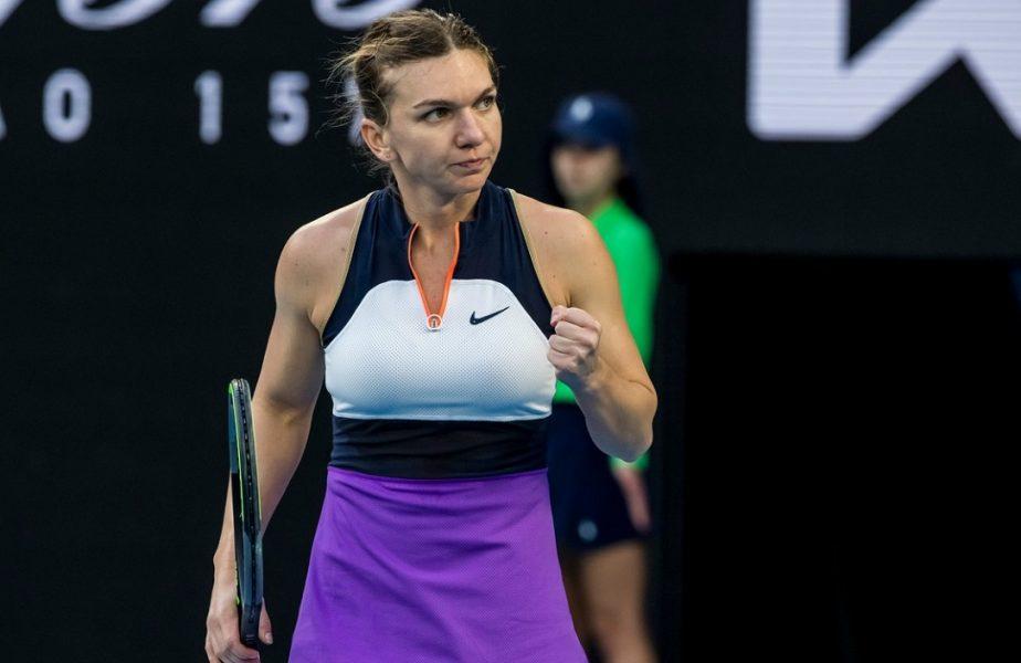 Simona Halep – Iga Swiatek 3-6, 6-1, 6-4. Victorie uriaşă! Românca şi-a luat revanşa şi s-a calificat în sferturile de finală de la Australian Open 2021