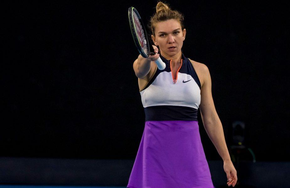 Reacția fabuloasă a australienilor după victoria uriașă a Simonei Halep din meciul cu Iga Swiatek, de la Australian Open