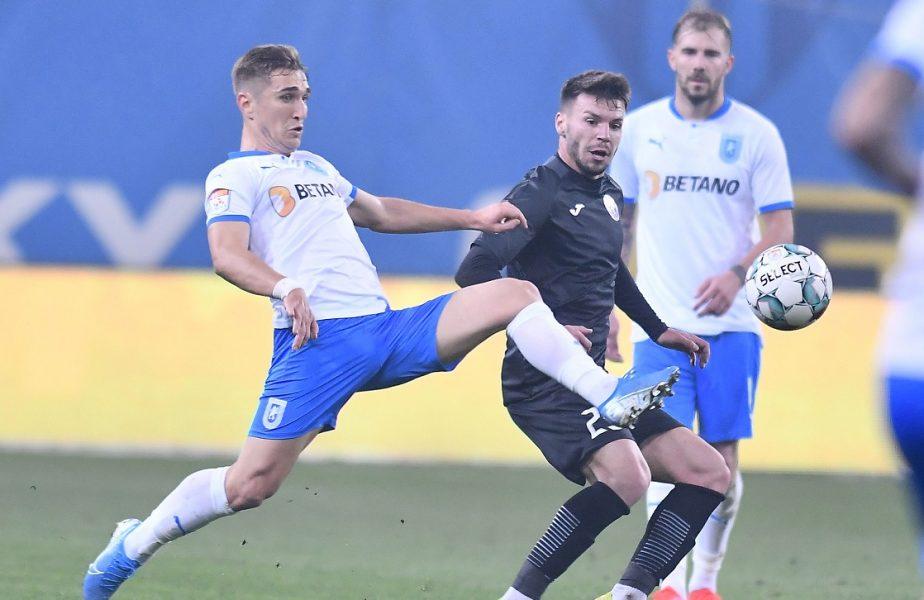 Academica Clinceni – Universitatea Craiova 0-0. Remiză pentru Marinos Ouzounidis la debutul în Liga 1! Oltenii, ținuți în șah de jucătorii lui Poenaru