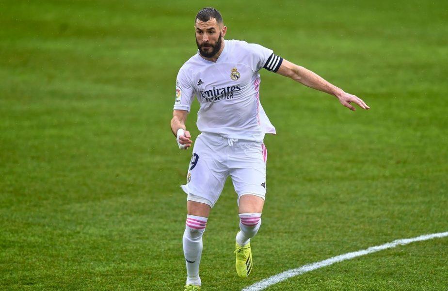 Real Madrid – Valencia 2-0. Victorie clară pentru echipa lui Zinedine Zidane. Karim Benzema, gol de pus în ramă!