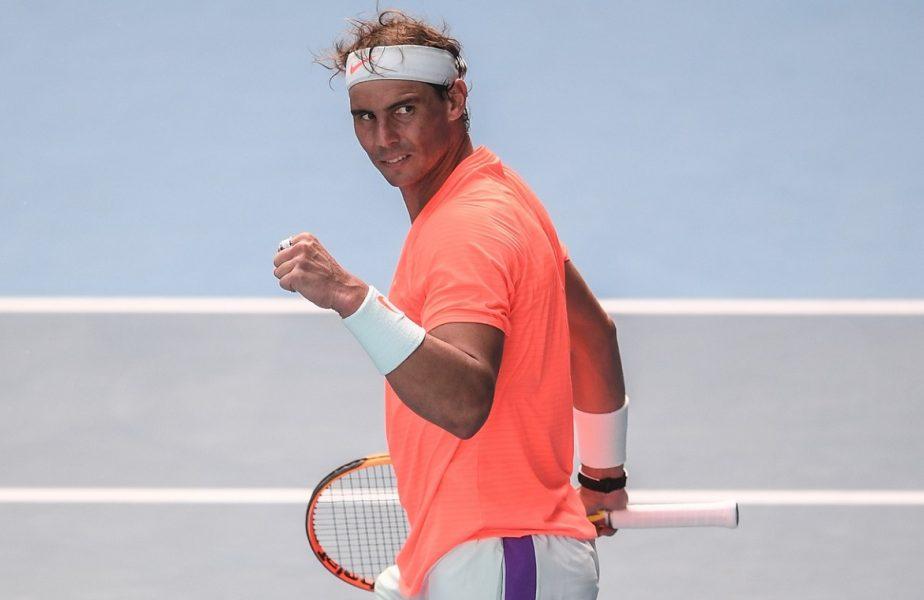 Australian Open 2021 | Rafael Nadal, performanţă uriaşă! Va juca pentru a 13-a oară în sferturi la Melbourne. Surpriză mare pe tabloul feminin