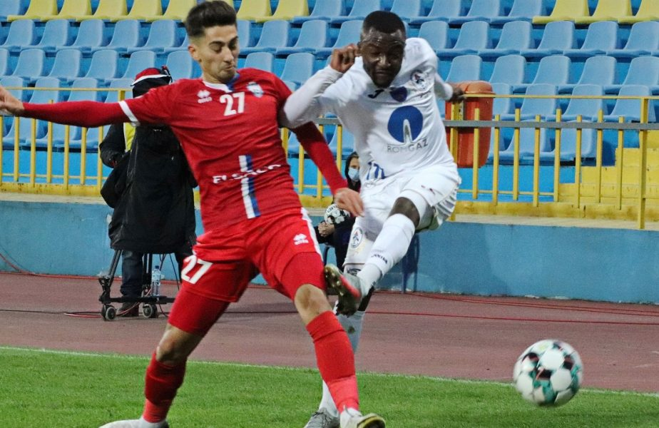 """FC Botoşani – Gaz Metan 2-1. Spectacol în Moldova! Două goluri într-un minut. """"Messi al Siriei"""", Al Mawas, a fost din nou decisiv!"""