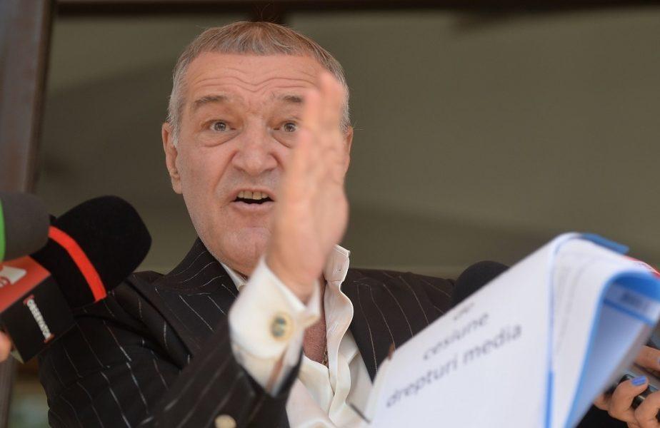 Război total între Gigi Becali şi Florin Talpan. FCSB, somată de CSA Steaua. Motivul pentru care s-ar putea ajunge în instanţă