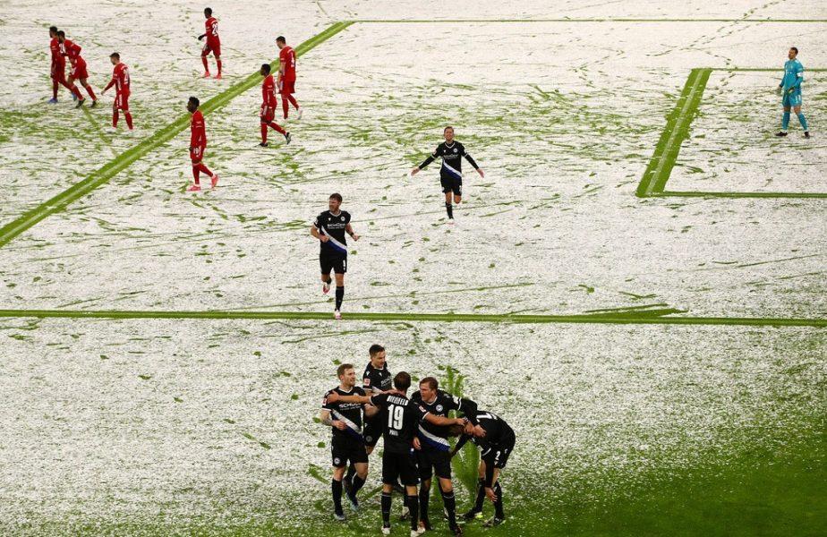 Thriller în Bundesliga! Bayern Munchen s-a făcut de râs cu Arminia Bielefeld! Meci nebun, cu şase goluri
