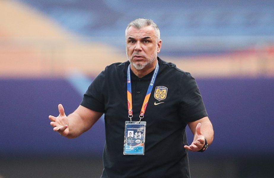 Cosmin Olăroiu ar putea să îi ia locul lui Răzvan Lucescu la arabi. Anunţul făcut