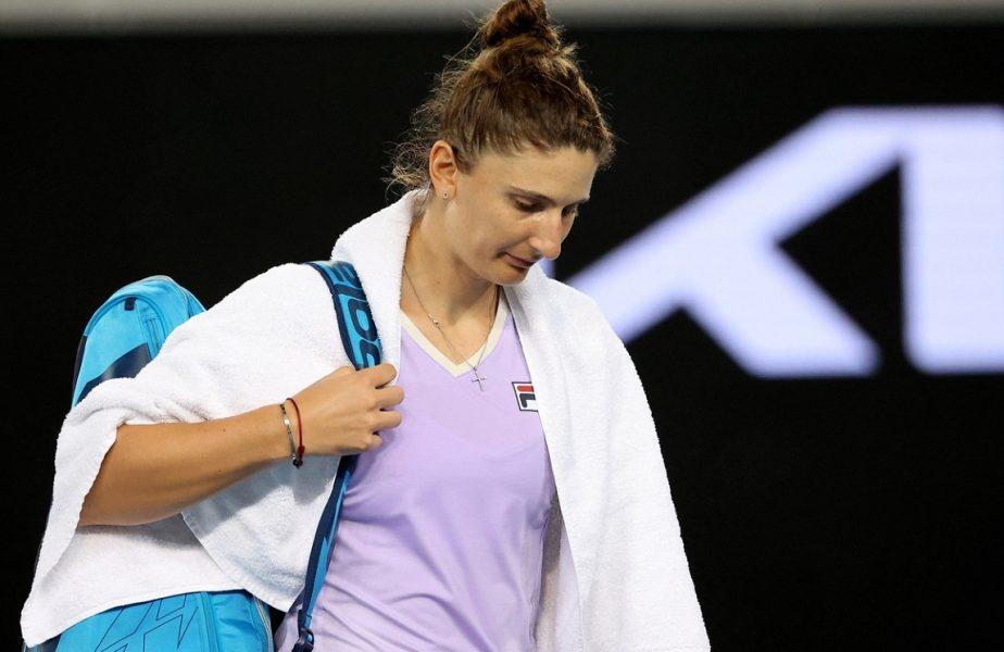 Irina Begu, învinsă dramatic de Bianca Andreescu! Meci maraton, decis la tie-break în setul decisiv. Câţi bani va lua pentru sfertul de finală de la Melbourne