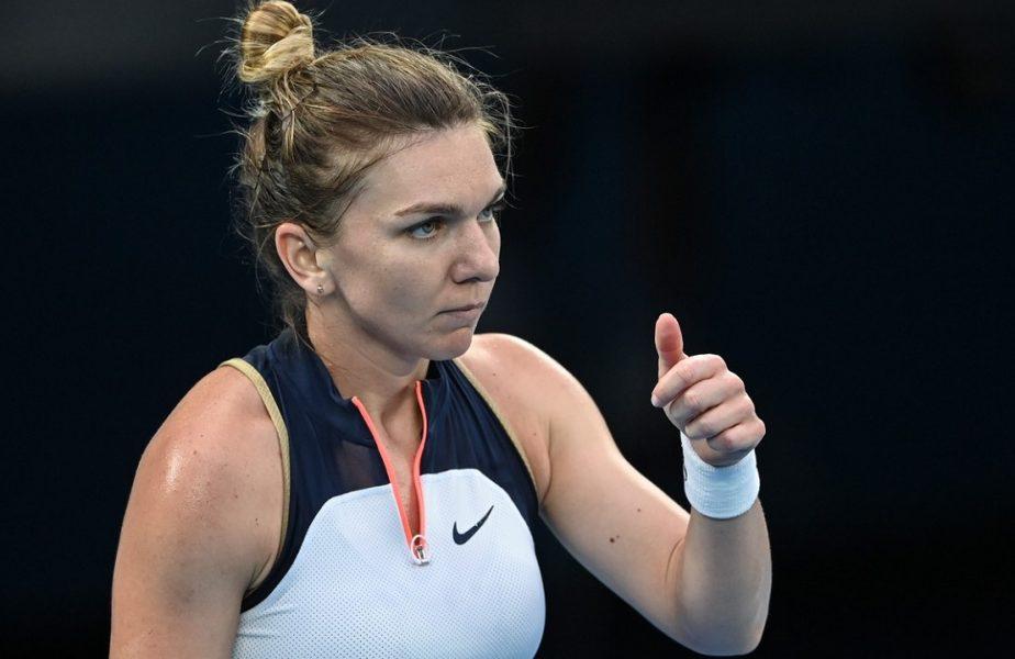 Simona Halep s-a oprit în sferturile de finală de la Australian Open 2021