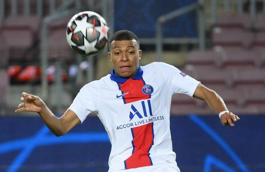 Francezii au anunţat care este preţul lui Kylian Mbappe, după hat-trick-ul de senzaţie cu Barcelona. Suma aiuritoare