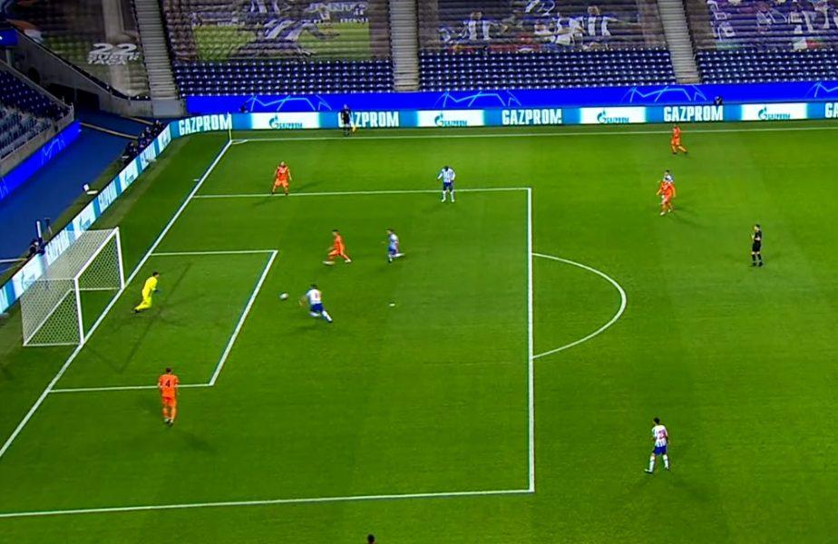 Gafă uluitoare în Porto – Juventus! Italienii s-au făcut de râs după numai un minut, iar portughezii au deschis scorul