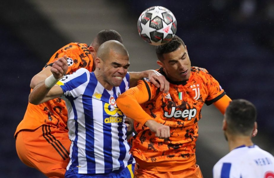 """Cristiano Ronaldo, făcut praf după Porto – Juventus 2-1. """"Întotdeauna a fost egoist, nu l-a interesat când marchează şi ceilalţi colegi. Trăieşte pentru golurile lui"""""""