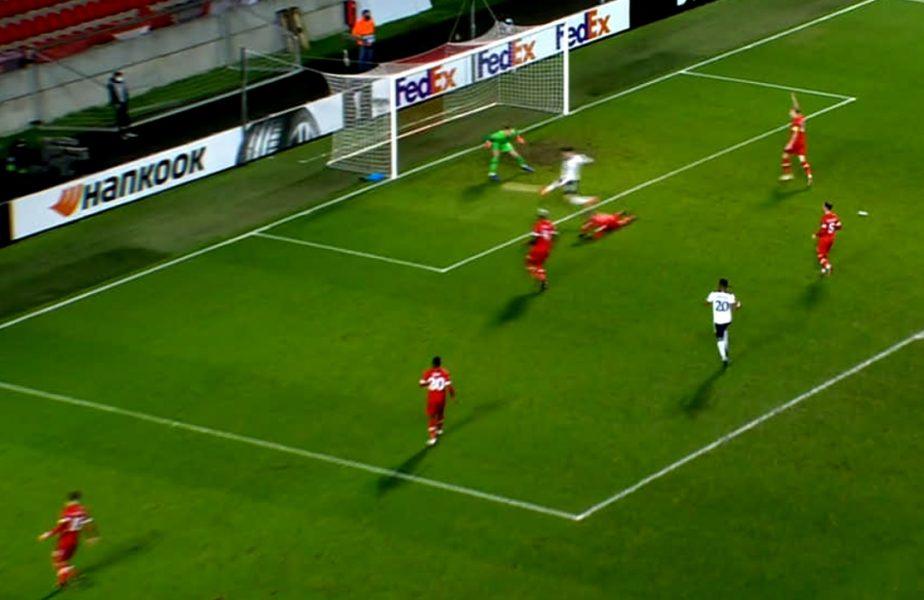 Ianis Hagi, ratare monumentală în Antwerp – Rangers 3-4! Românul putea marca la 7 minute după ce a intrat pe teren