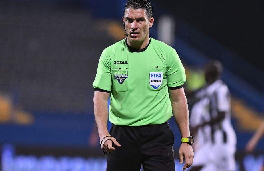 """Făcut praf de Gigi Becali, Istvan Kovacs a fost pus la zid şi de portughezi, după Braga – Roma 0-2: """"Nici în Sudan nu vezi aşa ceva!"""""""