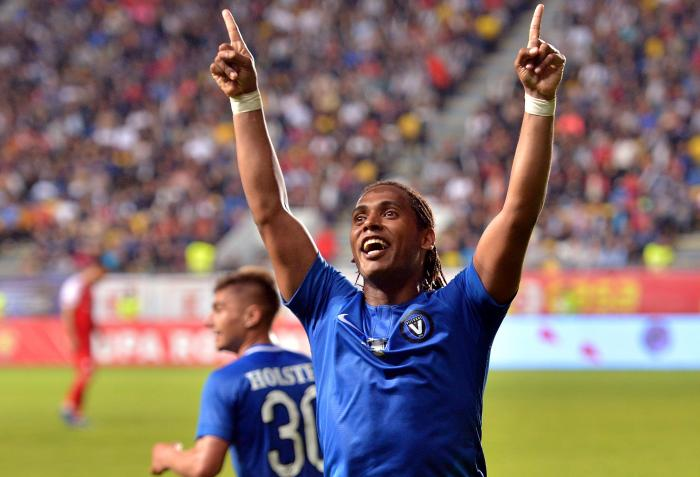Eric de Oliveira a revenit în Liga 1. Cu cine a semnat cel mai bun marcator străin din istoria competiţiei interne, după ce nu s-a înţeles cu Dinamo